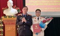 Bổ nhiệm Phó Viện trưởng VKSND huyện Mường Tè