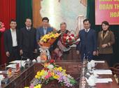 Thái Nguyên - Quảng Bình Hợp tác thúc đẩy phát triển du lịch khám phá hang động