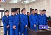 Nhóm tuổi teen xách hung khí đi hỗn chiến, lãnh án tổng cộng 58 năm tù