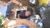 Gã siêu trộm đào 2 hầm trú ẩn bí mật và 4 khẩu súng bị khởi tố 4 tội danh