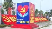 Cán bộ, đảng viên và nhân dân tin tưởng, kỳ vọng vào Đại hội XIII của Đảng