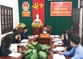 VKSND huyện Cẩm Xuyên triển khai công tác năm 2021