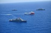 Thổ Nhĩ Kỳ xuống nước trong hồ sơ Đông Địa Trung Hải