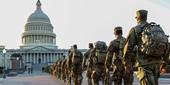 Hơn 5 000 vệ binh quốc gia sẽ duy trì ở Washington do lo ngại an ninh bất ổn