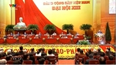 Thủ tướng Chính phủ Nguyễn Xuân Phúc đọc diễn văn Khai mạc Đại hội lần thứ XIII của Đảng