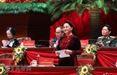 Đại hội XIII của Đảng nhận được 215 điện mừng từ bạn bè quốc tế