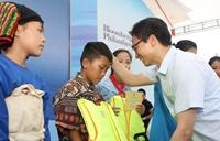 Đồng chí Nguyễn Duy Giảng là thành viên Ủy ban Quốc gia về trẻ em