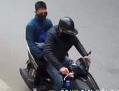 Truy tìm 2 đối tượng đập kính xe ô tô, trộm 300 triệu đồng
