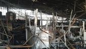Thông tin mới nhất vụ cháy xưởng vải khiến người dân khiêng đồ tháo chạy