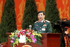 Xây dựng Quân đội từng bước hiện đại, bảo vệ Tổ quốc trong tình hình mới