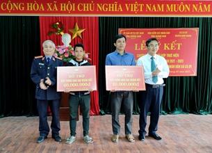 VKSND tỉnh Quảng Nam hỗ trợ giúp đỡ hộ nghèo, hộ chính sách