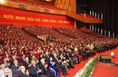Đại hội XIII của Đảng tiếp tục nhận được nhiều điện, thư chúc mừng từ khắp nơi trên thế giới