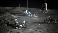 Căn cứ Artemis sẽ được đặt ở đâu trên Mặt trăng