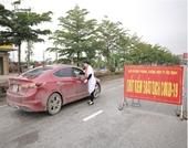 Phát hiện ca mắc COVID-19 trong cộng đồng, Bắc Ninh phong tỏa xã Lâm Thao 21 ngày