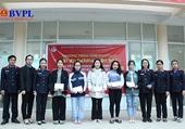 Chi đoàn VKSND TP Đà Nẵng Tặng vé xe Tết sinh viên nghèo