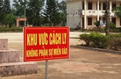 Phong tỏa 2 xã, phường và một trung tâm y tế tại Gia Lai từ 5h sáng 30 1