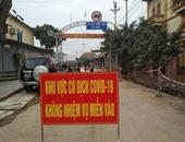 Quảng Ninh có thêm 4 ca mắc COVID-19, tiếp tục phong tỏa thêm 1 xã