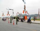 Quảng Ninh giãn cách xã hội toàn huyện Vân Đồn từ 12h ngày 30 1