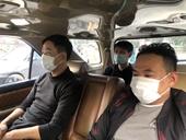 Khởi tố thêm một tài xế chở người Trung Quốc nhập cảnh trái phép