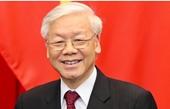Đồng chí Nguyễn Phú Trọng được bầu làm Tổng Bí thư Ban Chấp hành Trung ương khóa XIII