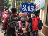Học sinh Hà Nội nghỉ học từ ngày 1 2 để phòng, tránh dịch COVID-19