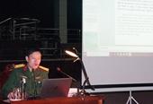 VKSQS khu vực 23 tuyên truyền pháp luật tại Trung đoàn 82