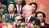Phát biểu của Tổng Bí thư Nguyễn Phú Trọng tại lễ ra mắt BCH Trung ương Đảng khóa XIII