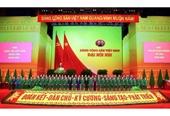Danh sách tướng lĩnh Quân đội, Công an trúng cử BCH Trung ương khóa XIII