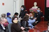 Công đoàn VKSND tối cao trao 70 suất quà tặng bệnh nhân mắc bệnh hiểm nghèo
