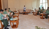 Myanmar thay thế 12 Bộ trưởng, sa thải 24 Thứ trưởng