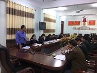 VKSND tỉnh Điện Biên kiến nghị khắc phục vi phạm trong công tác THADS
