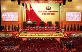 Toàn Đảng, toàn dân tộc ta đoàn kết, quyết tâm xây dựng một nước Việt Nam giàu mạnh, hùng cường