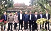 Lãnh đạo VKSND tối cao thăm, chúc Tết các đồng chí nguyên lãnh đạo VKSND tối cao