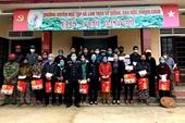 VKSND tỉnh Hà Tĩnh tặng quà Tết cho các hoàn cảnh khó khăn