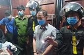 """Bắt """"trùm bất động sản"""" Phú Quốc Nguyễn Chu Sâm"""