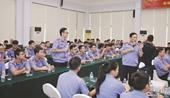 Khắc sâu lời Bác Hồ dạy, chăm lo xây dựng đội ngũ cán bộ Kiểm sát vừa hồng vừa chuyên