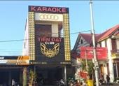 Giao lưu khi đi hát karaoke, 1 thanh niên bị đâm chết