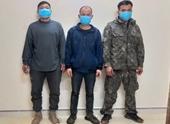 Phát hiện 3 người đàn ông Việt Nam nhập cảnh trái phép từ Lào về nước