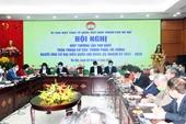 Hà Nội dự kiến giới thiệu 59 người để bầu 29 đại biểu Quốc hội