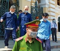 Viện kiểm sát đề nghị tuyên phạt nguyên cán bộ Công ty POSCO tù chung thân