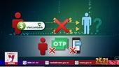 Nhiều ngân hàng cảnh báo tin nhắn giả mạo lừa đảo