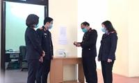 VKSND các địa phương tăng cường công tác phòng, chống dịch COVID-19