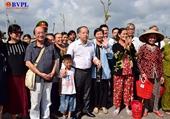 Tết an cư của người dân Thượng Thành