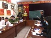 VKSND tỉnh Điện Biên trực tiếp kiểm sát tại Trại tạm giam Công an tỉnh