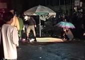 Hai xe máy va chạm kinh hoàng 2 người tử vong trong đêm
