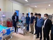Tăng cường các biện pháp phòng, chống dịch COVID-19 trong cơ sở khám bệnh chữa bệnh