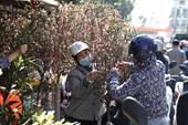 Chợ hoa ở 1 vùng quê ngày 30 Tết