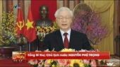 Tổng Bí thư, Chủ tịch nước Nguyễn Phú Trọng chúc Tết Tân Sửu - 2021