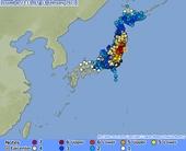Động đất mạnh 7,1 độ richter rung chuyển đông bắc Nhật Bản