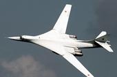Nga biến máy bay ném bom chiến lược Tu-160 thành máy bay thương mại siêu thanh
